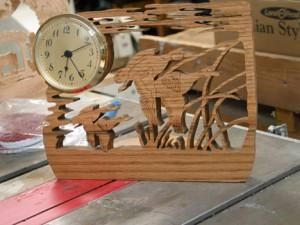 bud-clock
