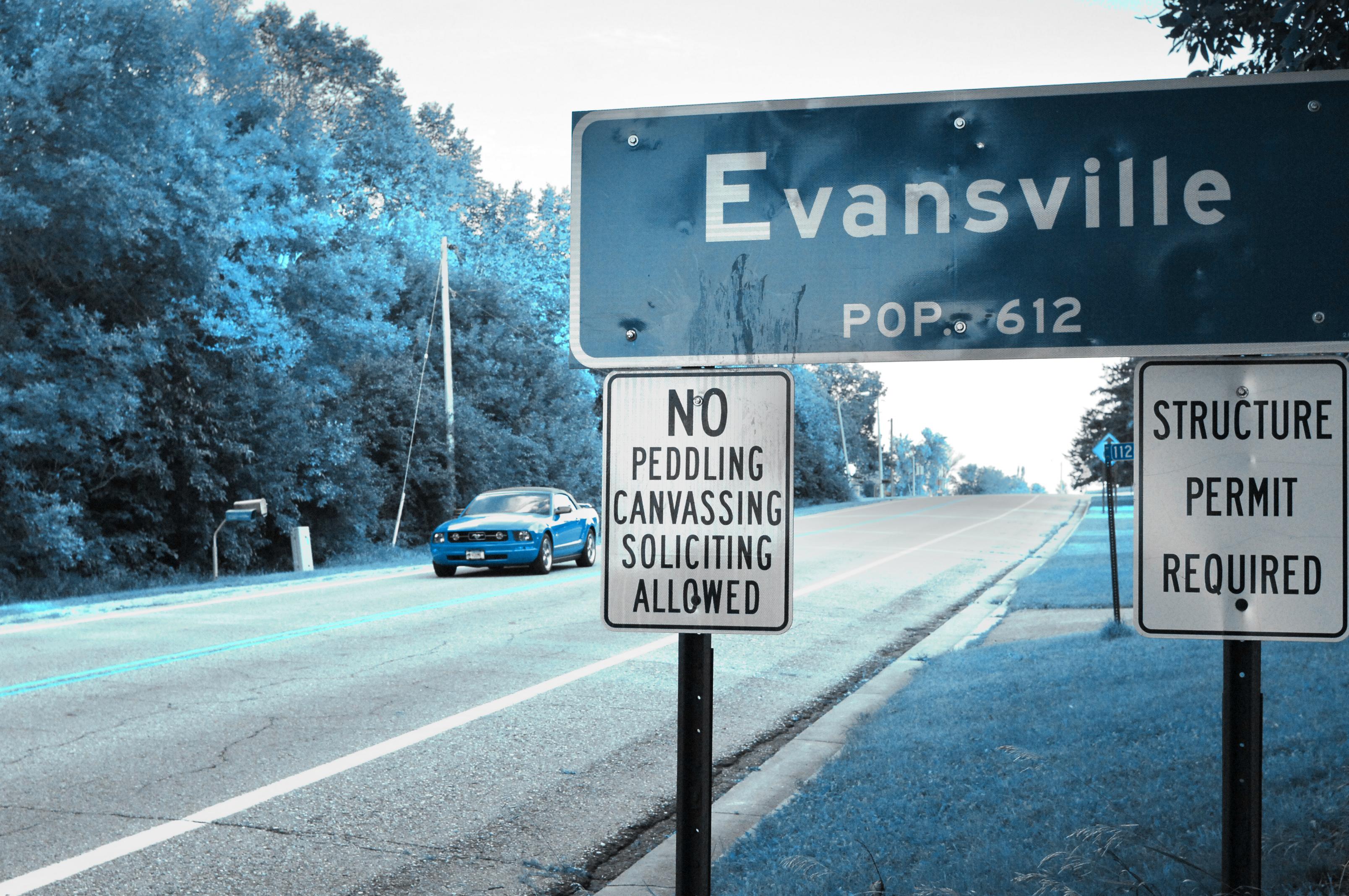 EvansvilleSign