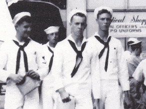 Tracing family's military history