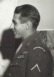 Ranger PFC  Leland Provencher