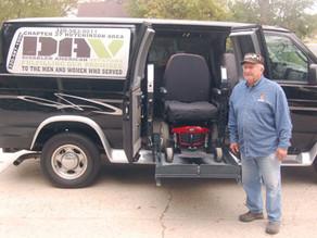 DAV works to fulfill promise to area veterans