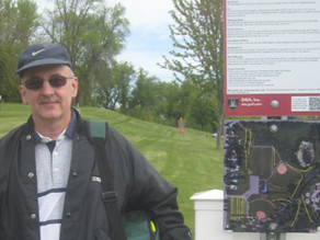 Melrose man brings disc golf to his city