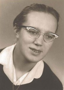 A photo of Ursula, taken during the time she was a midwife in Germany. Contributed photo