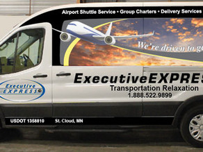 Need a lift? Executive Express is ready