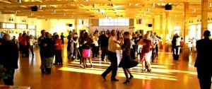 Dancers throughout the area filled the dance floor at Lakeside Ballroom in Glenwood for a dance in 2012.