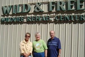 WildandFree-Volunteers