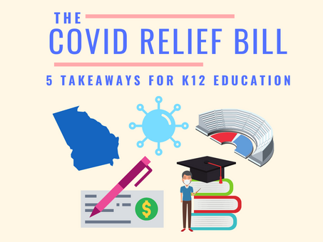 The New COVID-19 Relief Bill: 5 Takeaways for K12 Education