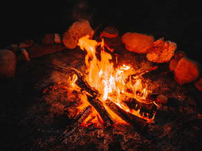 From Where I Sit: Campfire evenings of wonder