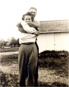 Babe-and-Frank-younger-days