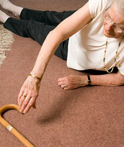 Exercise is a good way to help prevent falls.
