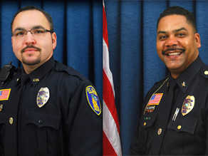 St. Cloud Police Officers Serve as Mentors to Youth