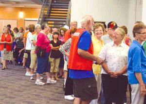 More than 1,000 seniors are expected for the Expo for Seniors at the River's Edge Convention Center in St. Cloud. More than 100 vendors will be on display, and a free breakfast will be served.  Contributed photo