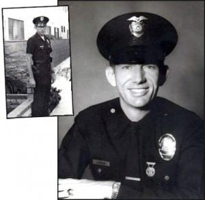 Storck in the LAPD back in the 1970s.
