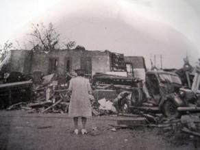 When a deadly tornado hit near Mankato