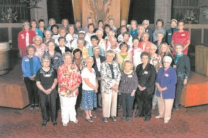 Members of the Doris Club met in St. Paul last year.