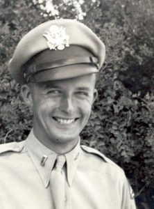 Ken Skalberg of Dassel in his military days. Contributed photo
