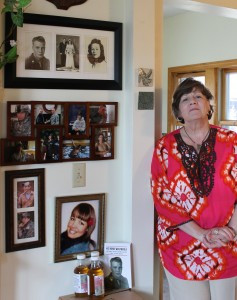 Lynda Olander Converse says laughter is an important part of dealing with difficult times. She has had her share, including the diagnosis and death of her husband, Merle, from Alzheimer's disease.