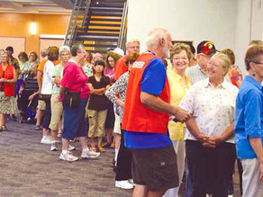 Campbell headlines Expo for Seniors