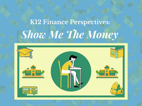 Perspectives: Show Me the Money