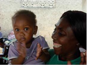 Mission in Haiti: Meet the Darius Family