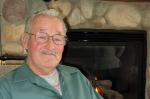 Bennie Burk, formerly of Minnesota, was one of the pioneer truckers who helped to build the famous Haul Road, as part of the Alaskan Oil Pipeline project.