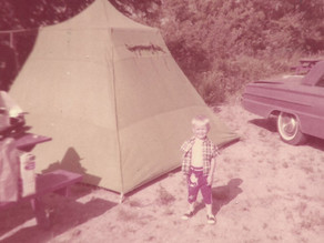 Fifty years of camping