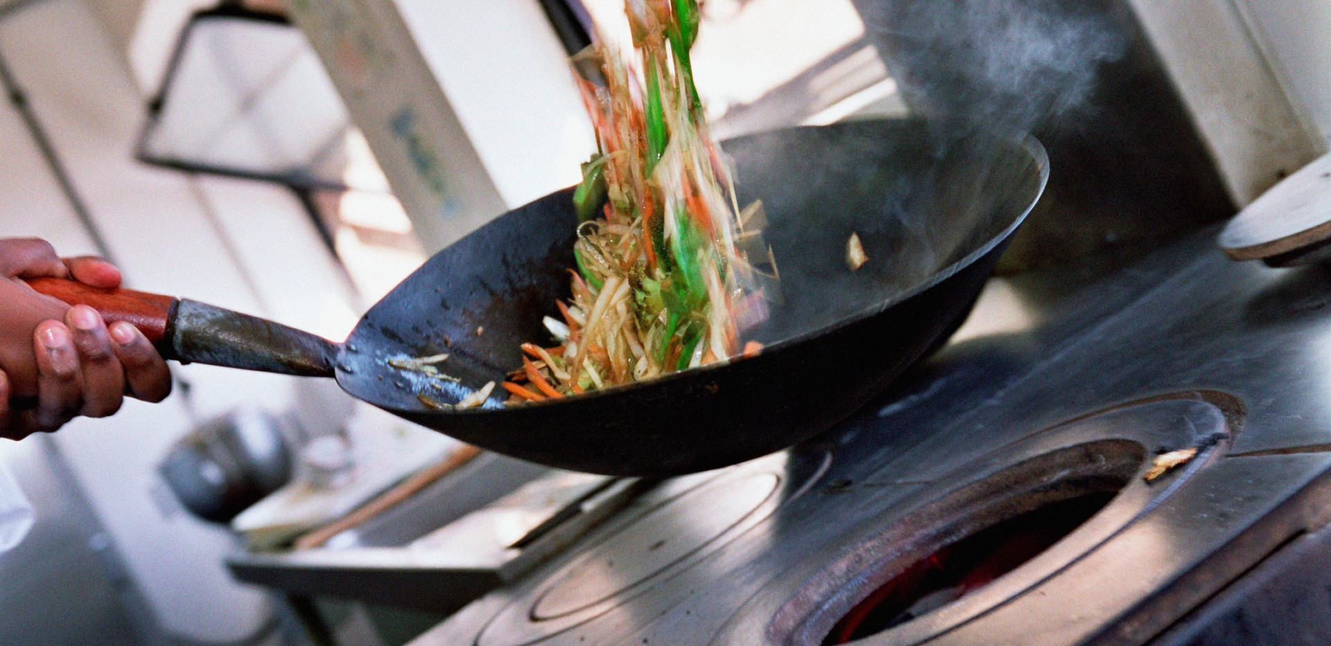 TIA's Table Stir Fry