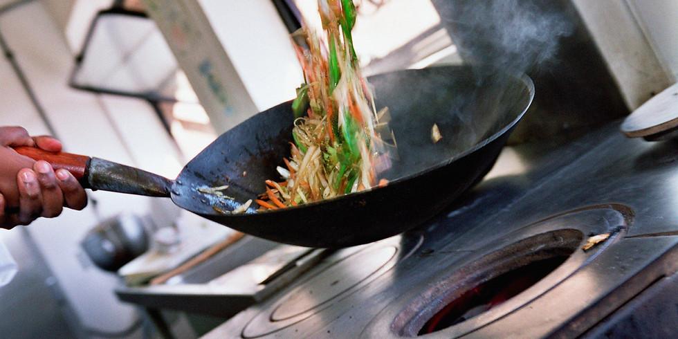 Culinary Arts   Chef Demo + Dialogue