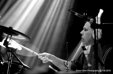 Jon Stone - Drums