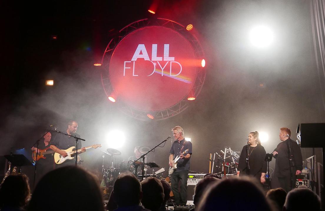 All Floyd - Arts Centre Salis.