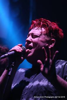 Harry Fisher - Vocals