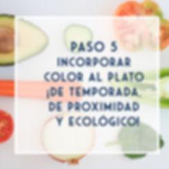 POST - Hortalizas y Verduras