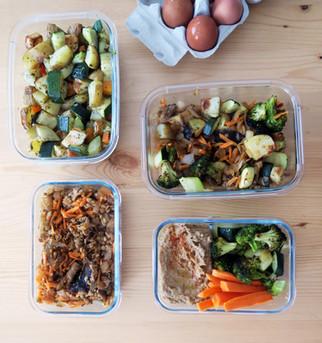 Cocina 1 día para toda la semana