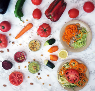 Como potenciar las verduras y hortalizas este verano