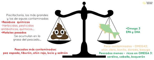 Balanza Pescado - Lemon's Secrets