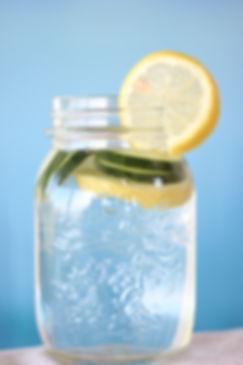 Aga con limón   Lemon's Secres