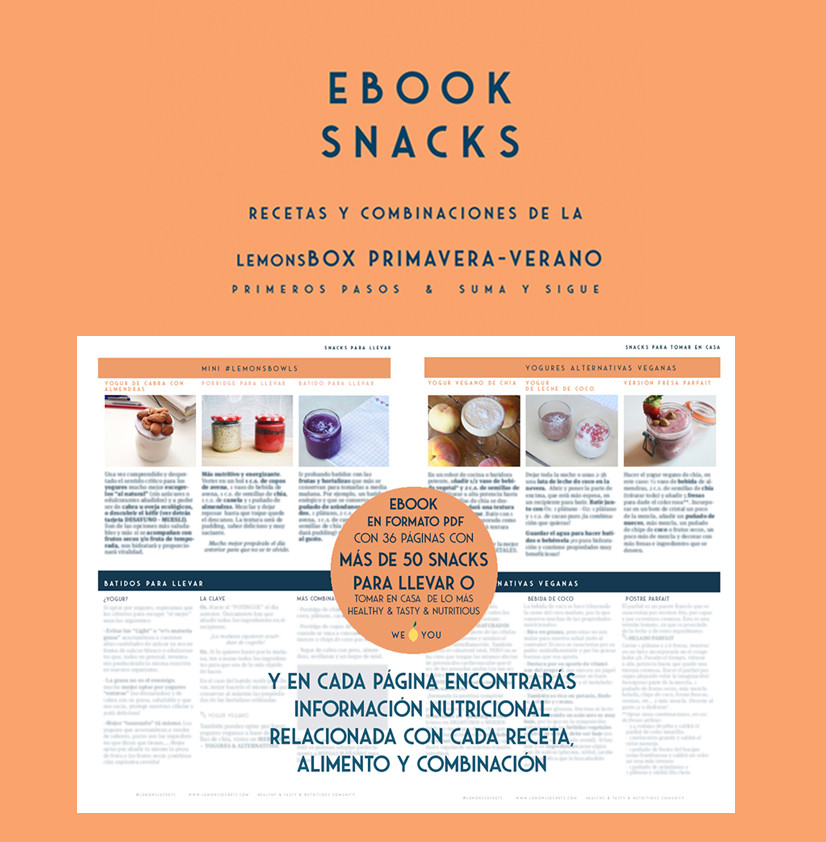 EBOOK SNACKS
