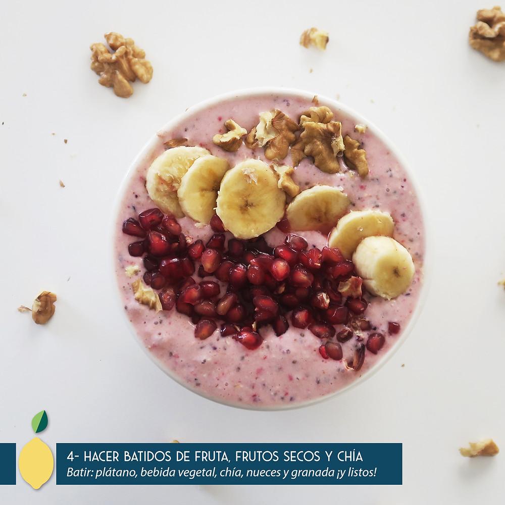 Desayunos saludables | Lemon's Secrets