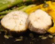 Merluza a la plancha con orégano y aceite de oliva virgen - Lemon's Secrets