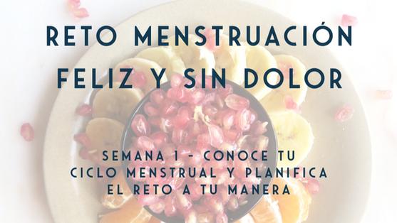 Como mejorar tu menstruación en 5 semanas