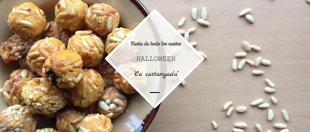 Fiesta de todo los santos   Halloween   La Castanyada