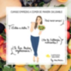 5 claves para empezar a comr sano