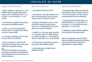 Chocolate de autor