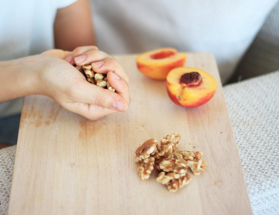 Frutos secos 1 puñado para una buena digestión