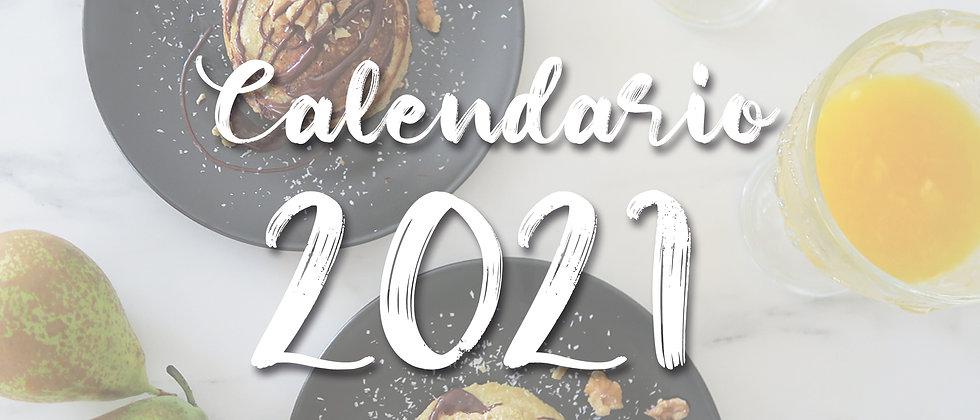 Calendario 2021 Solidario Lemons