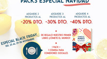 Black friday sostenible con marcas de proximidad y solidaridad