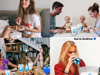 Campaña #ComidasConAgua