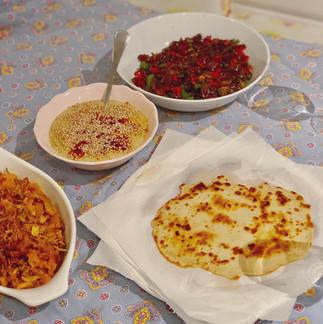 Menú vegetariano post fiestas | RETO