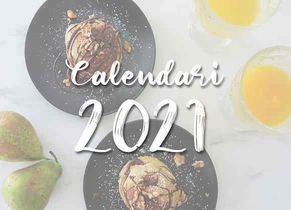 Calendari 2021 Solidario Lemons