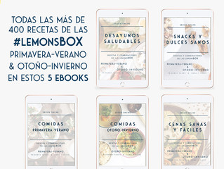 Qué encontrarás en el Pack de 5 Ebooks